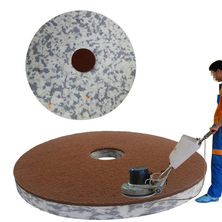 为什么纳米海绵能作为洗地机打磨垫 | 厦门思航新闻中心-胶合密胺打磨圆盘-地面清洁抛光打磨垫